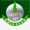 Barrys Bay Golf Resort Website